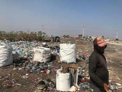 Resíduos Sólidos - Diagnóstico da gestão de resíduos ATINS (MA) – Visões da Terra e Matueté