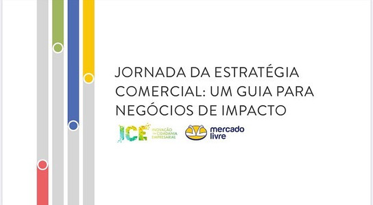 Publicação: Jornada da Estratégia Comercial