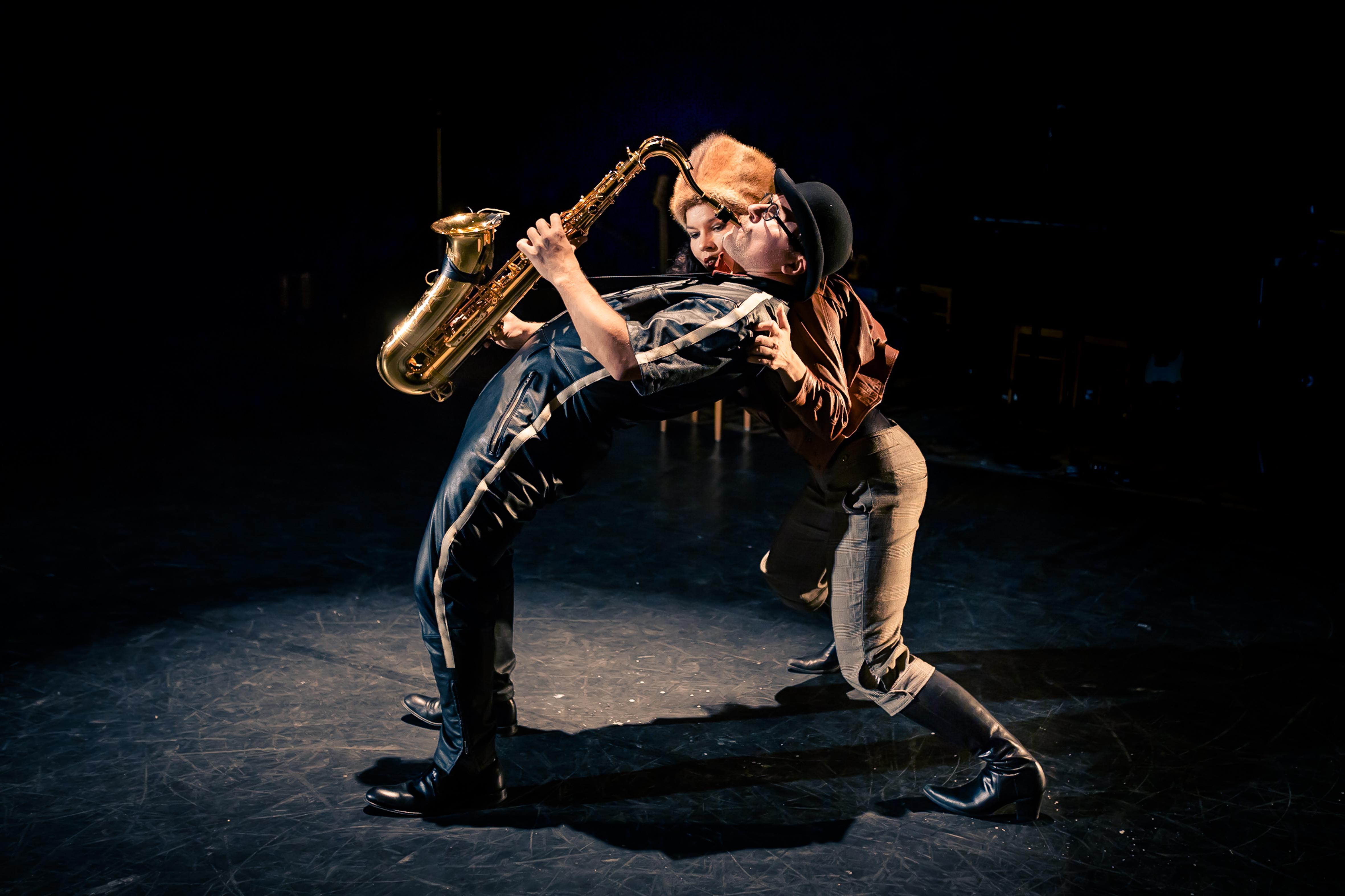 Tanssiteatteri Tsuumi-Kake Kuva_Matti Immonen Photography