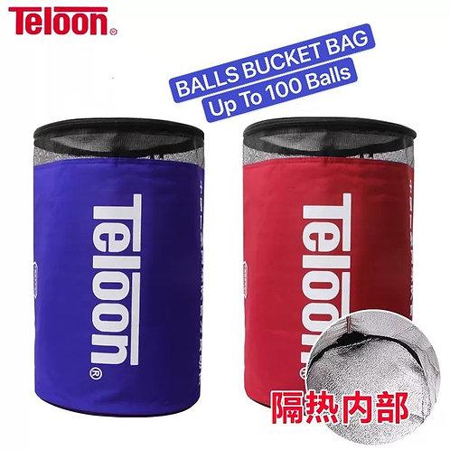 Tennis Ball Bucket Bag