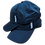 Thumbnail: Adult Tennis Cap - WHITE or DARK BLUE
