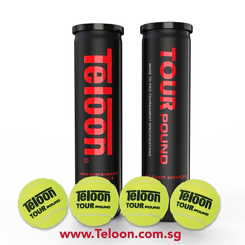 "Tournament Ball - 96 BaIls ITF APPROVED ""POUND TOUR"" 