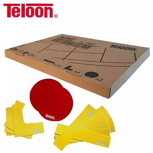Line Markers (18 pcs/Set)