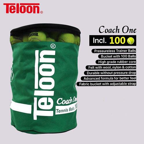 Trainer Ball - 100 Balls Coach One (100 Balls/Bucket)