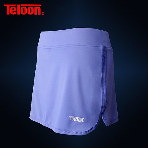 TELOON Tennis Skirt - LIGHT BLUE