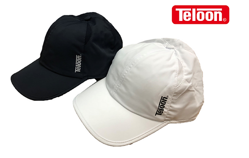 Adult Tennis Cap - WHITE or DARK BLUE