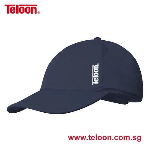 Adult Tennis Cap - WHITE or DARK BLUE