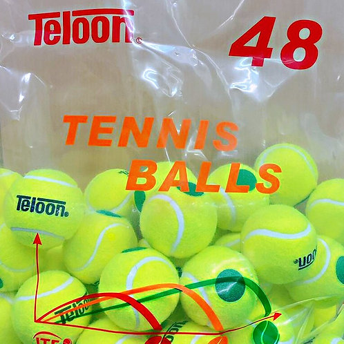 """48 Balls ITF APPROVED Stage 1 """"GREEN"""" 