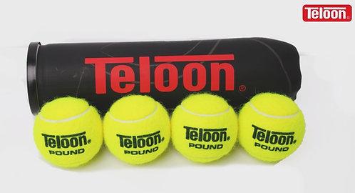 Tournament Balls - POUND P4 (4 Balls/Tube)