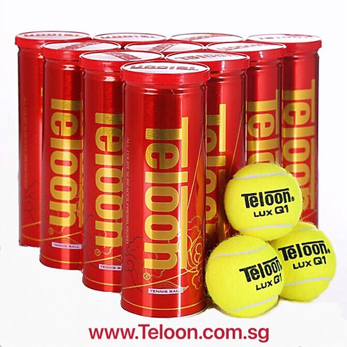 """Tournament Ball - 72 Balls ITF APPROVED """"LUX Q1"""" 