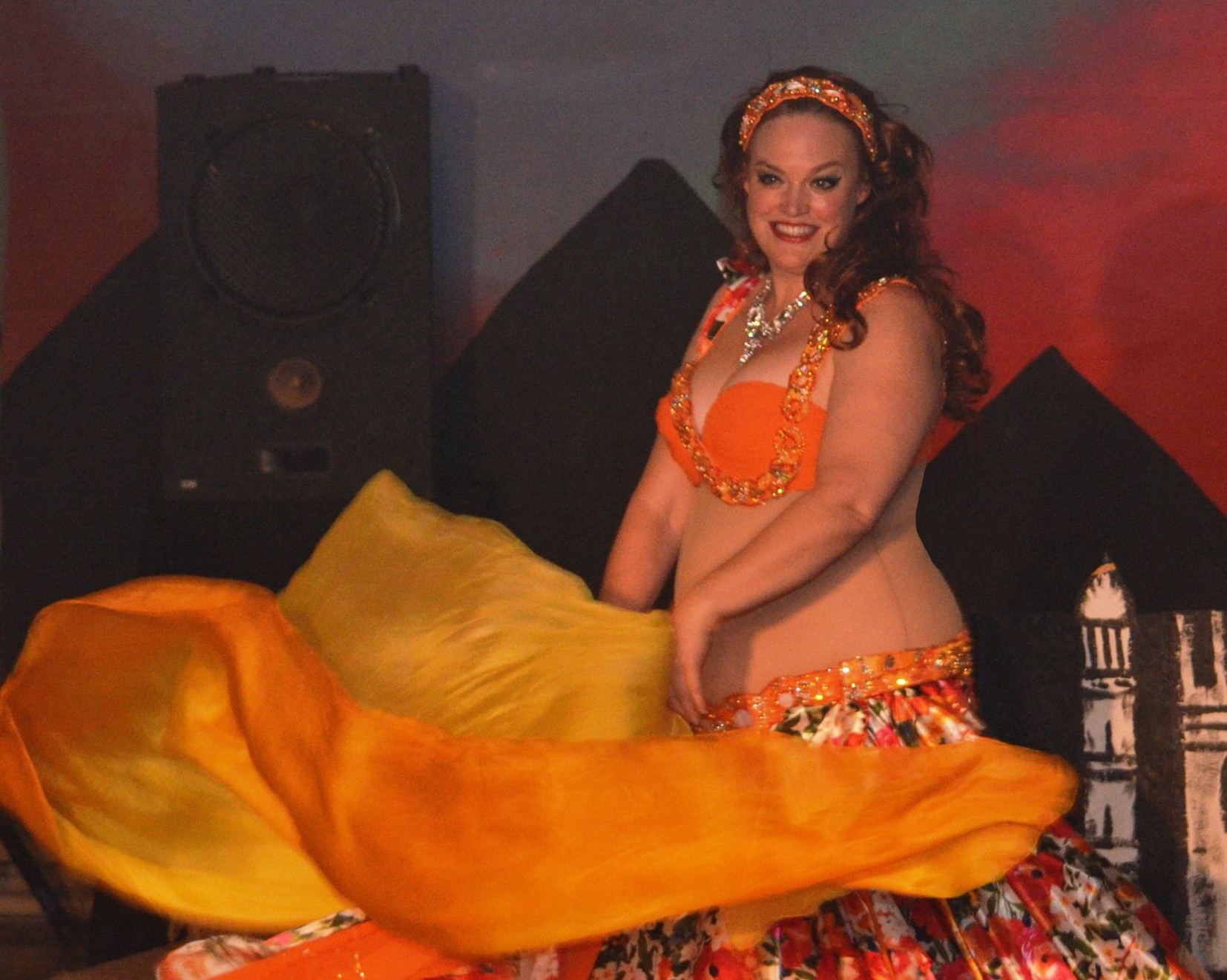 Khalisah at Gypsy Mystique 2015