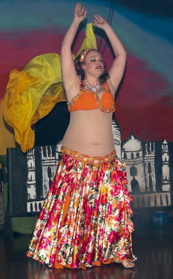 Khalisah at Gypsy Mystique 2015 b