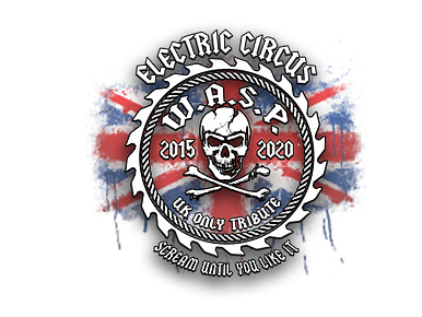 Electric Circus UK WASP Tribute Band Logo
