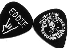Electric Circus UK WASP Tribute Eddie Holmes Guitar Picks