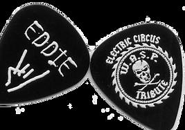 Electric Circus UK WASP Tribute Eddie Holmes Guitar Picks