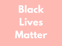 In the News: Black Lives Matter