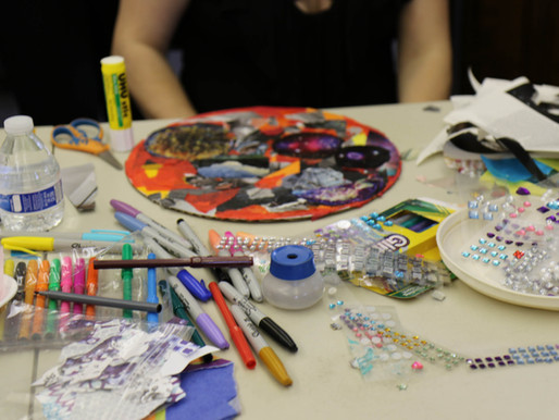 Poetry Meets Art at Dover Free Public Library
