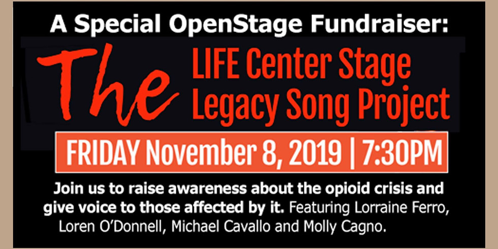 Legacy Song Project Fundraiser