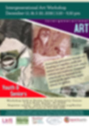 Butler Intergenerational Art Program for
