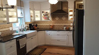 Kitchen Remodel by Fravel
