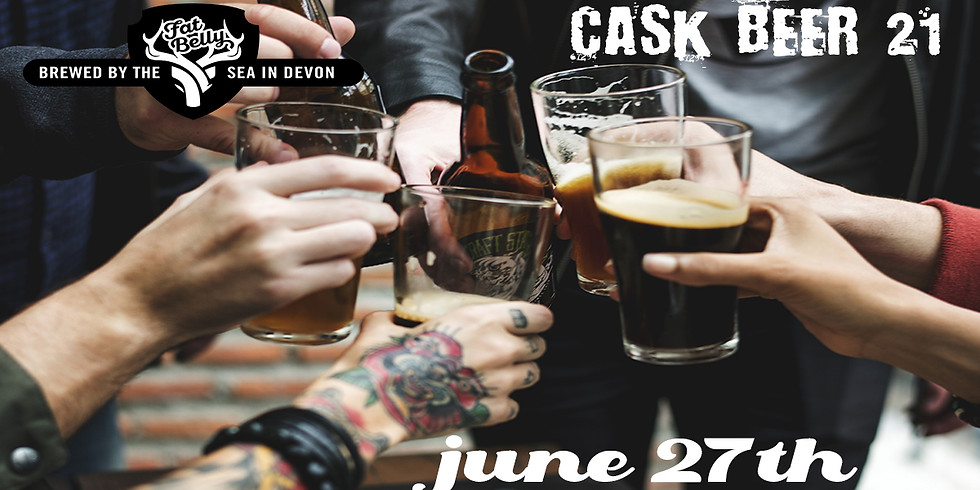 Cask Beer 21 ( Cancelled due to Covid restrictions, to be rescheduled )