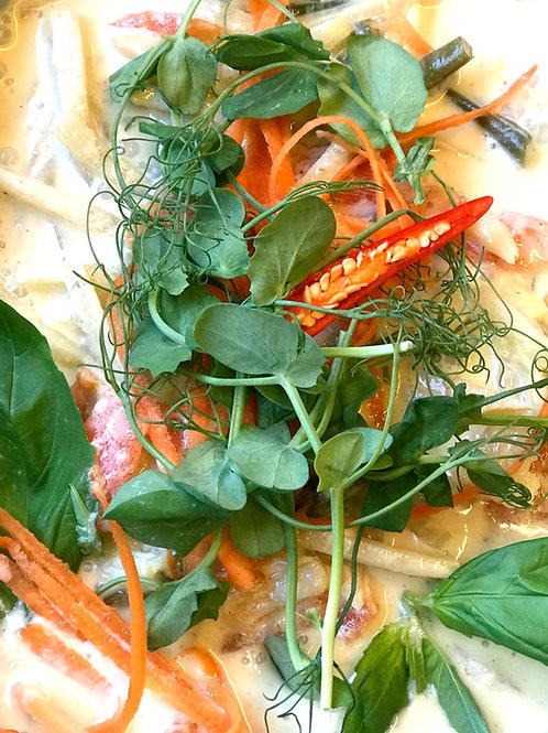 Thai Vegetable Green Curry