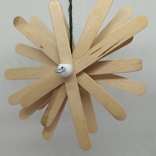 Natural Spinning Sticks