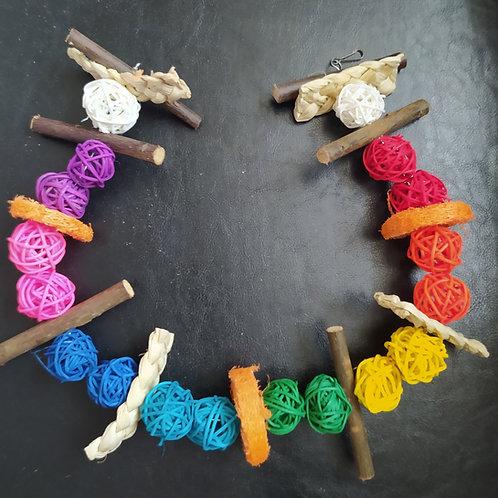 Rainbow Stickydoodle