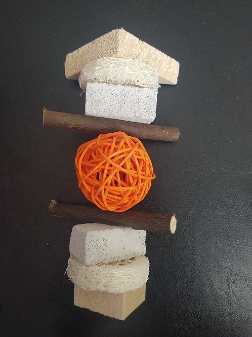 Pumice Block Toy #2