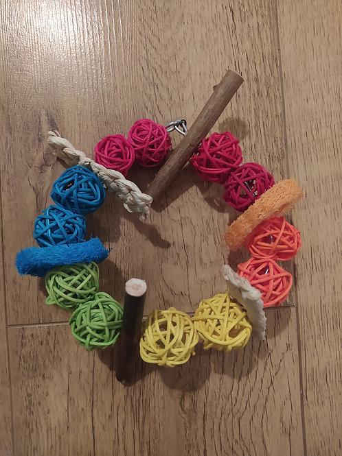 Jumbo Rainbow Fun Ring