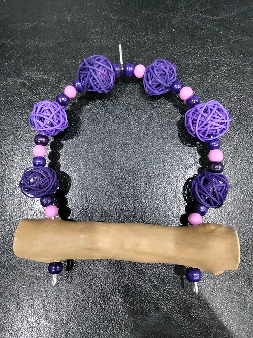 Jumbo Perch Pink/Purple