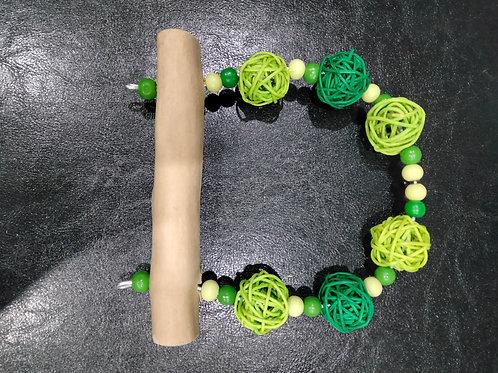 Jumbo Perch Dark/Light Green