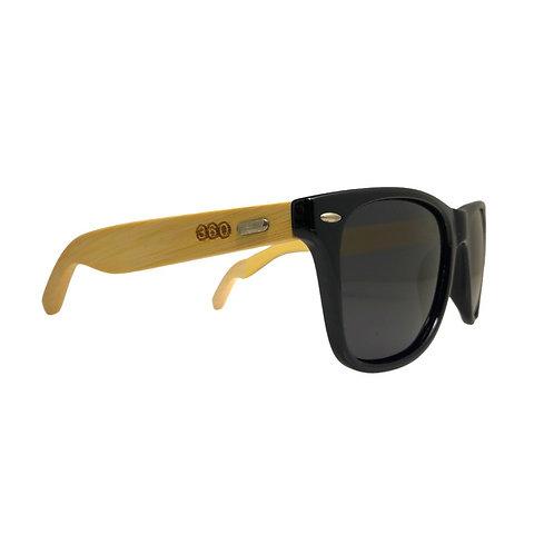 Gafas de sol en Bamboo Negro