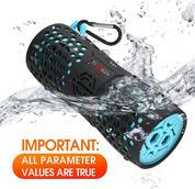 Tingda Altavoz Portátil Bluetooth, Altavoces inalámbrico Impermeable