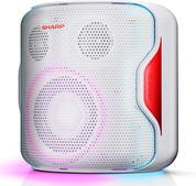 Sharp PS-919 (WH) Altavoz con TWS, Bluetooth 5.0, Puerto USB, Sonido 3D