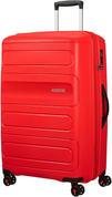 American Tourister Sunside Spinner 77 Expandible, 4.5 kg, 106/118 l, Rojo
