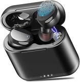 Auriculares Bluetooth 5.0 Auriculares Inalámbricos Control Táctil