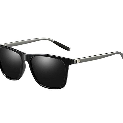 Gafas de sol de aluminio/plástico