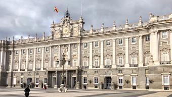 Belen en el Palacio Real