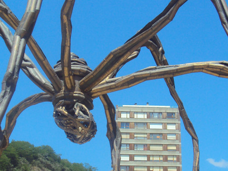Maman, la gran Araña!