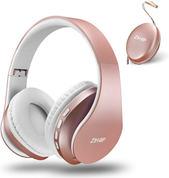 uriculares Bluetooth Inalambricos, Cableados con Micrófono Plegables