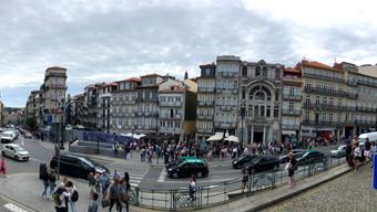 ¡Oporto y sus calles!