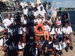 Planet Math on The Spirit of Bermuda