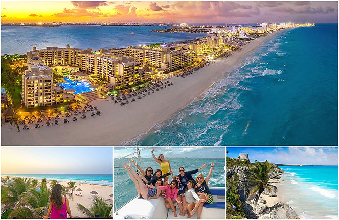 Viajes Grupales Mujeres Cancun