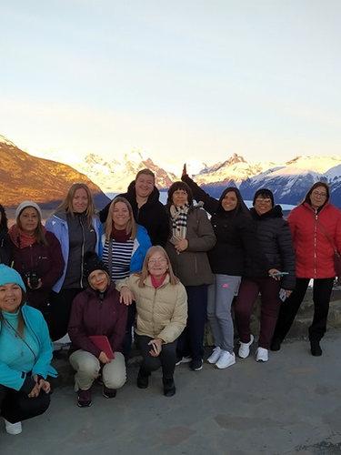 Viajes grupales Mujeres