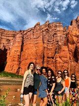 Salta viajes grupales de mujeres