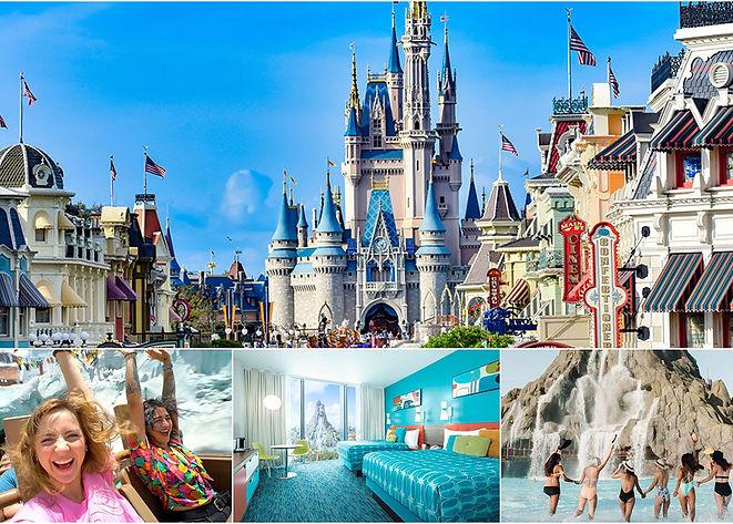 Viaje Grupal Mujeres Disney
