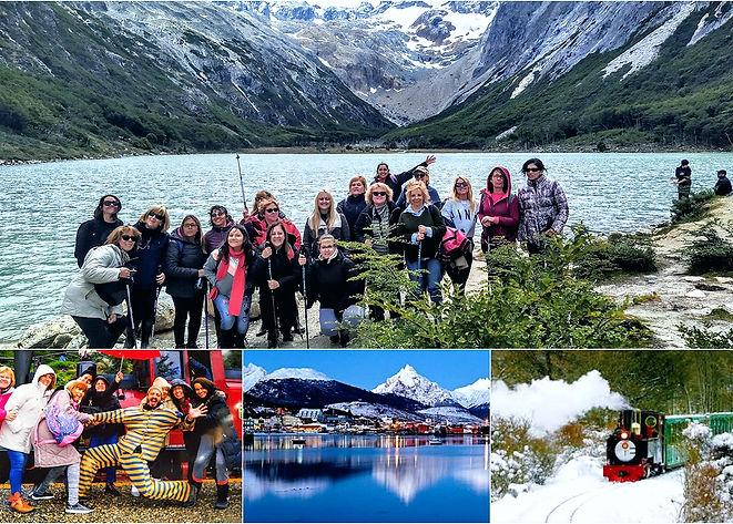 Viajes Grupales Mujeres Ushuaia