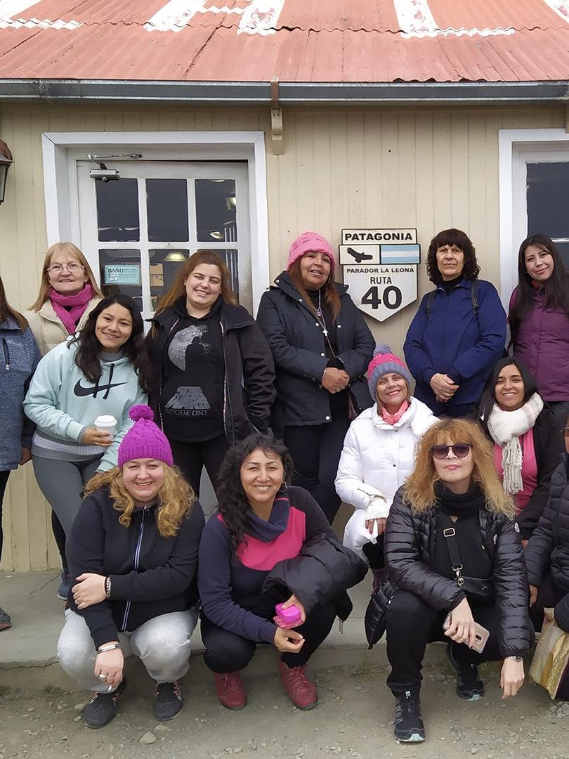 Viajes Mujeres Calafate