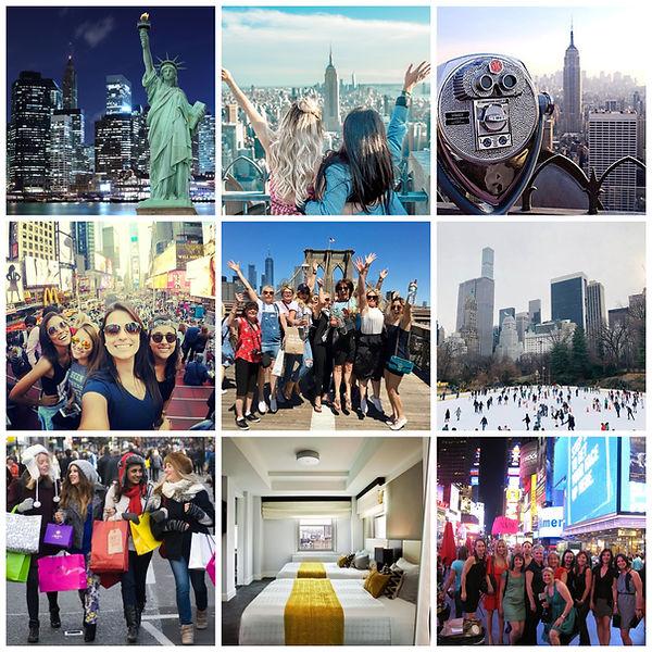Vije Grupales de Mujeres New York